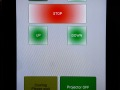 Video Wall Touch Control Panel